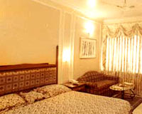 Bed Room-Residency Hotel